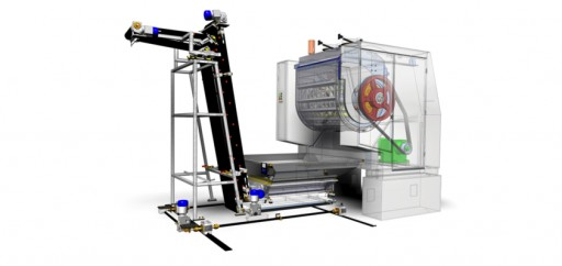 Swoosh Technologies Provides Engineering Technology to the Industrial Food Processing Equipment Industry