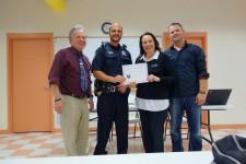 Narconon Staff Educate Gulfport Law Enforcement