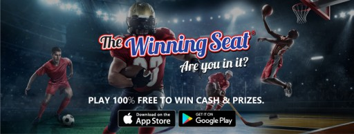 TLS Holdings, Inc. Officially Launches a New One-of-a-Kind Mobile Sports Sweepstakes App ~ The Winning Seat®