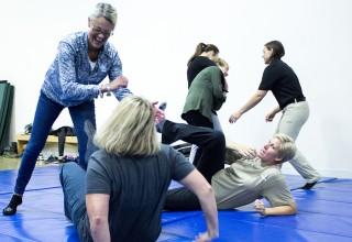 Group Defense Practice