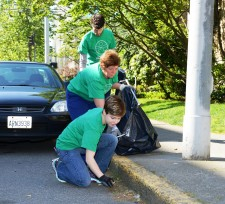 ​Seattle's Scientology Environmental Task Force, keeping Seattle clean and green