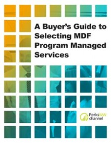 The Buyer's Guide to Selecting MDF Program Managed Services