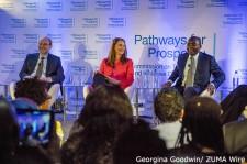 Philanthropist Melinda Gates Visits Nairobi Kenya