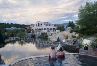 The Springs Resort & Spa in Pagosa Springs