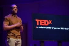Oscar Bruce TEDx Talk