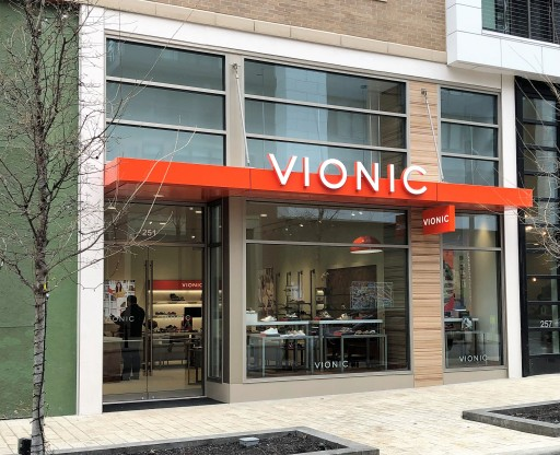 Second Vionic Shoe Store in Nation Opens at Crocker Park in Westlake, Ohio