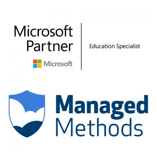 ManagedMethods Earns Microsoft Education Specialist Certification