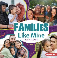 Many Ways Book Cover for Families Like Mine