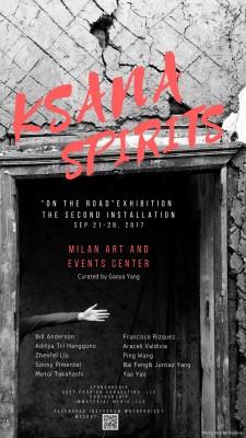 Ksana Spirits OTR Poster
