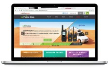 SatPhone Shop Launches New Website