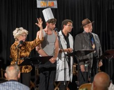 East Coast Golden Age Theatre actors will perform a reading of an L. Ron Hubbard classic at the Scientology Information Center on June 12th.