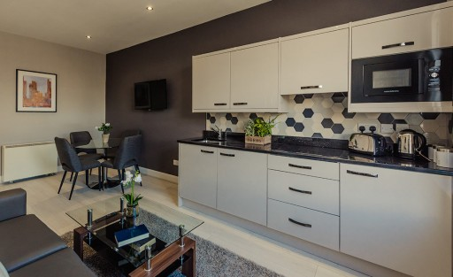 Fully Equipped Self-Catering Dublin Apartments by Dublin Central Suites
