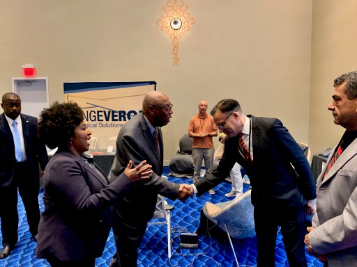 American Academy of Stem Cell Physicians Meets With His Excellency Sir Cornelius Alvin Smith, Governor-General  of the Bahamas