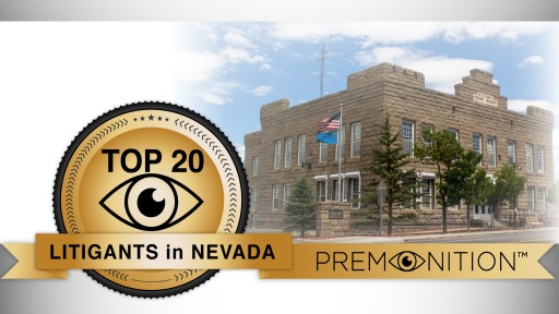 Nevada's Busiest Law Firms Ranked in  Premonition's Groundbreaking New Survey