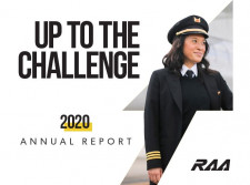 Up To The Challenge- RAA 2020 Annual Report