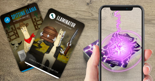 One-of-a-Kind Party Game, With Augmented Reality Option, is Now Live on Kickstarter