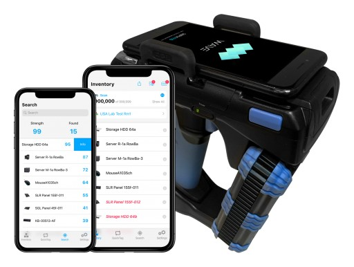 SimplyRFiD Updates Its Wave RFID Inventory App to Create the Most Powerful, Portable Handheld Ever