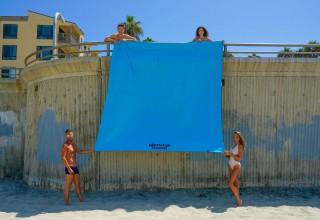 Monster Towel is a HUGE 10x10 FT