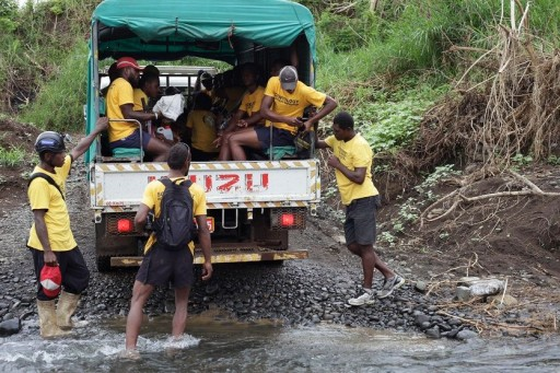 20 Things Volunteer Ministers Did to Help Fiji