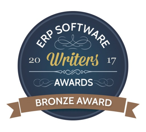 Dave Skinner, Engagement Manager at Godlan Inc., is Winner of the 2017 ERP Writers' Award for Best Article