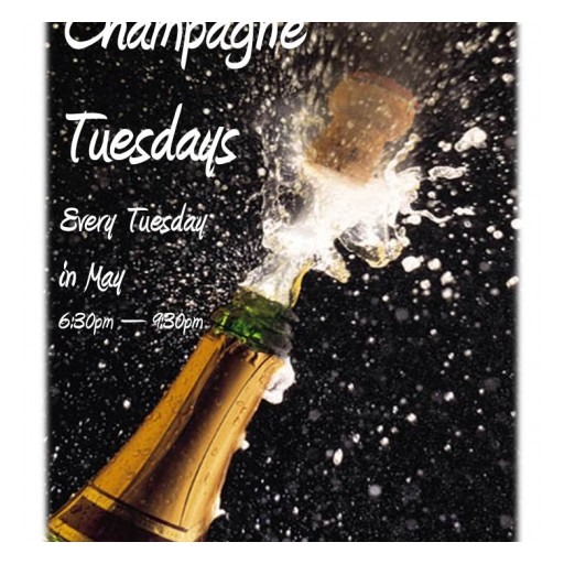 Happy Hour at TENTEN Wilshire: Champagne Tuesdays