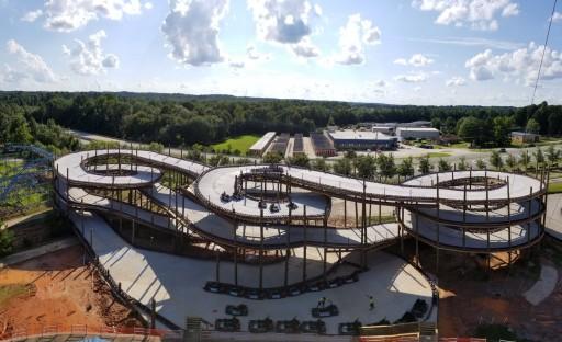 Grand Opening of Samson Monster Track at Fun Spot America Atlanta August 17
