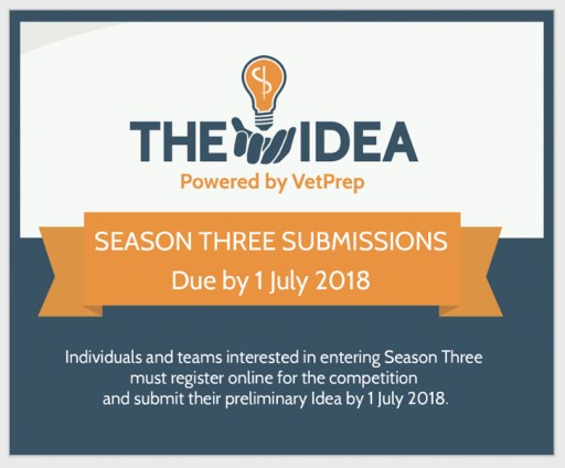 """The Idea"" by VetPrep is an Innovation Competition Giving Veterinary Students a Chance to Win $17,500"