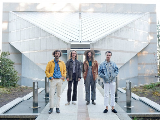 Psychedelic Band WEEED Debut New Song, 'Rhythm on the Ground, Part 3' and Announce New Album 'Do You Fall?'