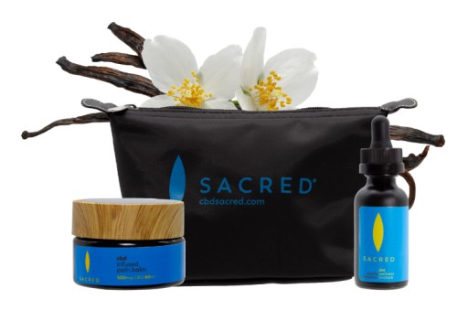 CBD Pioneer Sacred CBD Introduces New Online Wellness Platform to Bring Balance to Mind, Body and Soul