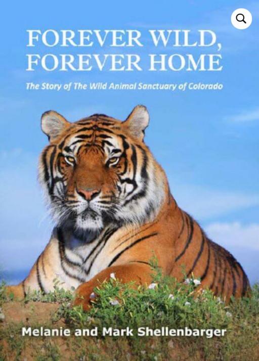 Local Authors Pen Captivating Book Spotlighting Colorado's Wild Animal Sanctuary as It Celebrates Its 40th Anniversary