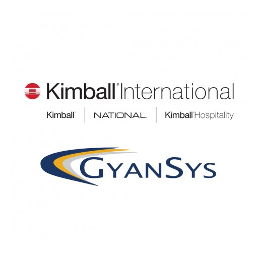 GyanSys is selected by Kimball International to provide Application Management Services (AMS) for 3 years