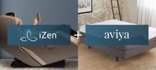 iZen and Aviya Mattress Partnership