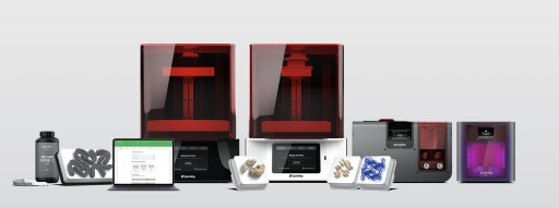 SprintRay Releases 3 Brand-New Dental 3D Printing Products