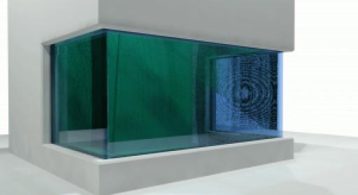 Innovative Acrylics' Attention-Grabbing U-Shape Window Design Offers Maximum Underwater Viewing