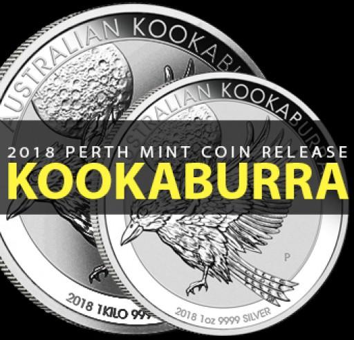New Perth Mint's Release: 2018 Silver Australian Kookaburra