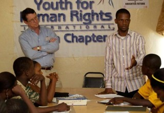 The African Human Rights Leadership Campaign, in West Africa since 2006