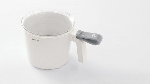 Draw by Drip, the Coffee Server That Also Calculates Weight and Time is Now Available on Kickstarter