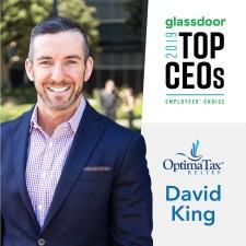 David King, CEO, Optima Tax Relief