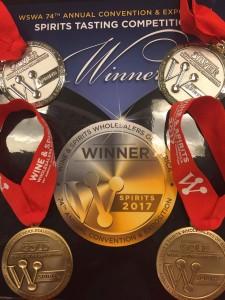 WSWA Gold Award