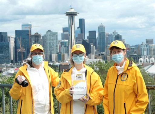 Seattle Scientology Volunteer Ministers Help Local Nonprofits Through the Holiday Season and Pandemic Challenges