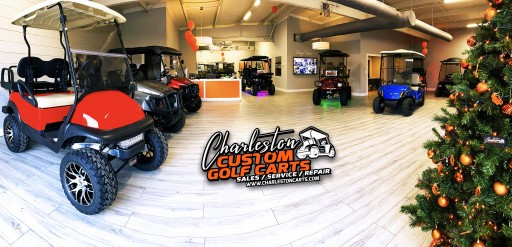 Grand Opening of All-New Charleston Custom Carts Mount Pleasant