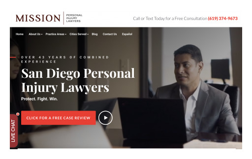 New Name, Same Commitment to Personal Injury Victims - Mission Personal Injury Lawyers, P.C.