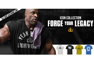 The Icon Collection from Ronnie Coleman Signature Clothing