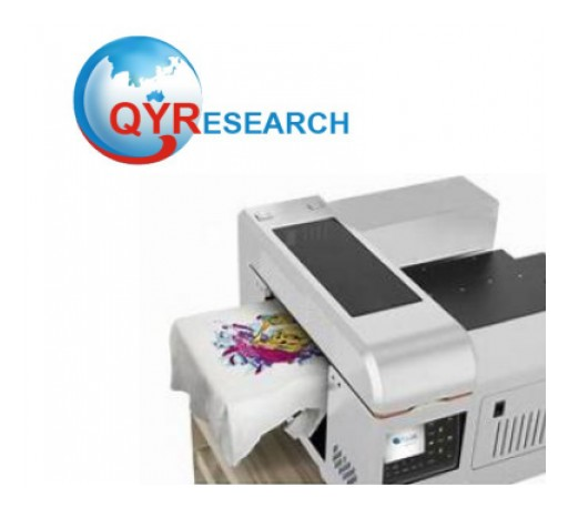 T-Shirt Printing Machines Market Forecast 2019 - 2025: QY Research