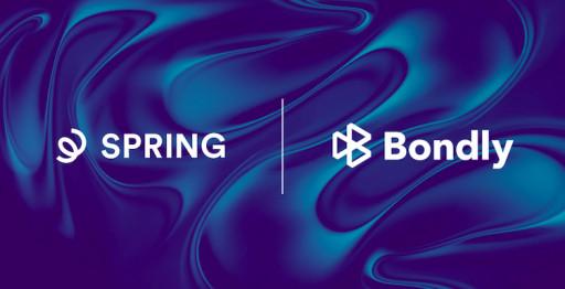 Spring and Bondly NFT Partnership Unlocks Digital Potential for Creator Economy