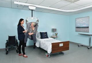 Savaria Fixed Ceiling Lift FL - Healthcare