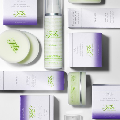 Tela Beauty Organics by Philip Pelusi Launches a Whole New Kind of Hair Wear