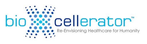 BioXcellerator Corporate Wellness Experience