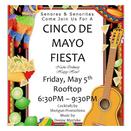 TENTEN Wilshire: Join Us for Cinco De Mayo