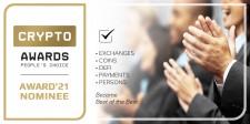 Crypto Awards 2021: people's choice